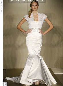 What was your wedding dress style?